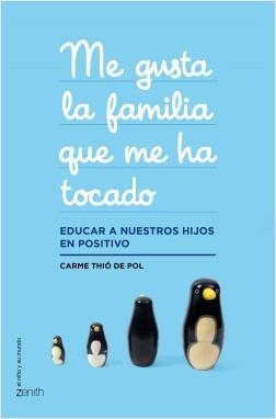 Me gusta la familia que me ha tocado - Carme Thió de Pol | Planeta de Libros