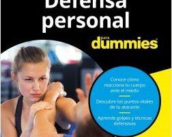 Defensa personal para Dummies – Oscar Fernández Sánchez | Descargar PDF