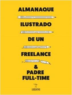 Calendario ilustrado de un freelance & padre full-time – Lucreativo | Descargar PDF