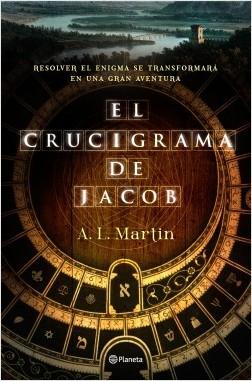 El crucigrama de Jacob - A.L. Martin | Planeta de Libros
