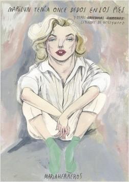 Marilyn tenía once dedos en los pies - Maria Herreros | Planeta de Libros