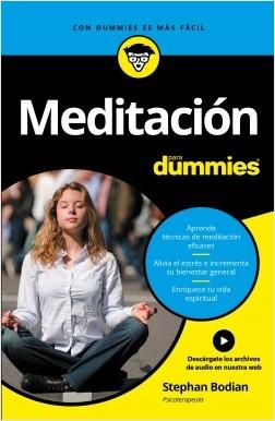 Meditación para Dummies – Stephan Bodian | Descargar PDF