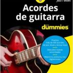 Acordes de guitarra blues/jazz para Dummies – Antoine Polin | Descargar PDF