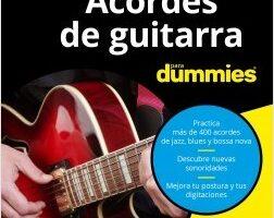 Acordes de guitarra blues/jazz para Dummies – Antoine Polin | Descargar PDF