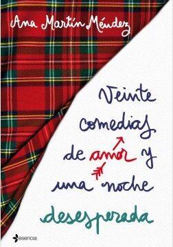 Vigésimo comedias de coito y una tinieblas desesperada – Ana Martín Méndez | Descargar PDF