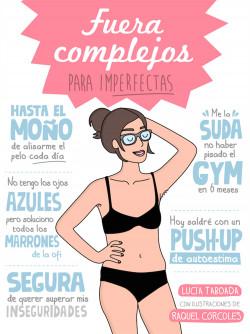 Fuera complejos para Imperfectas – Lucía Taboada,Raquel Córcoles | Descargar PDF