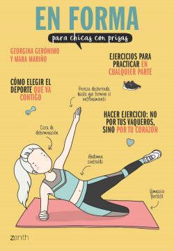 En forma para chicas con prisas – Georgina Gerónimo,Mara Mariño   Descargar PDF
