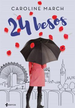 24 besos – Caroline March   Descargar PDF