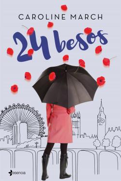 24 besos - Caroline March | Planeta de Libros