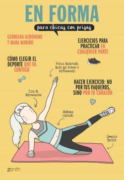 En forma para chicas con prisas - Georgina Gerónimo,Mara Mariño | Planeta de Libros