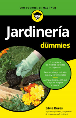 Horticultura para Dummies – Silvia Burés   Descargar PDF