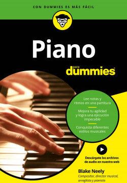 Piano para Dummies – Blake Neely | Descargar PDF