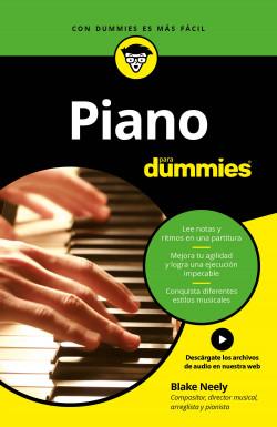 Piano para Dummies - Blake Neely | Planeta de Libros
