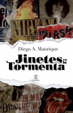 Jinetes en la tormenta - Diego Manrique   Planeta de Libros