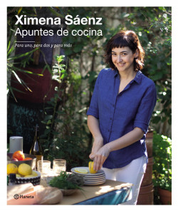 Apuntes de cocina – Ximena Saenz   PlanetadeLibros