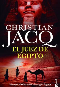 El togado de Egipto – Christian Jacq   PlanetadeLibros
