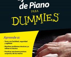 Ejercicios de piano para Dummies – David Pearl | PlanetadeLibros