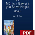 Múnich, Baviera y la Selva Negra 3_2. Múnich – Marc Di Duca | PlanetadeLibros